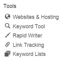 WA keyword tool - Niche Ideas